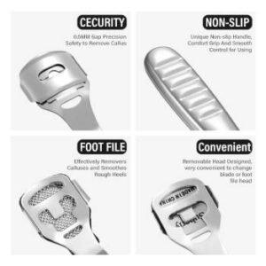 foot shaver for dead skin