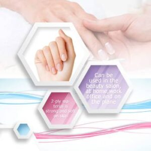how to use nail polish remover pads