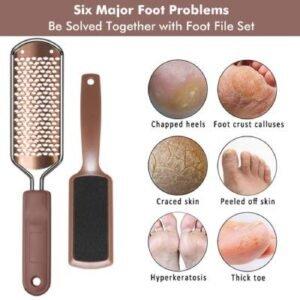 pedicure foot file