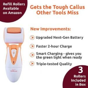 best professional electric foot file