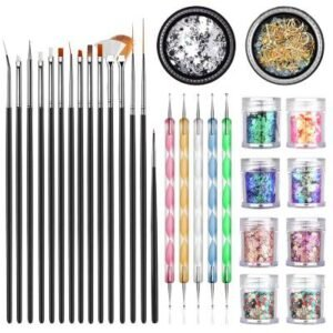 acrylic nail brushes for sale