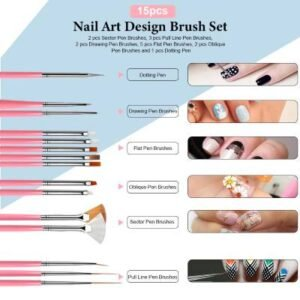 best nail brushes for acrylic nails
