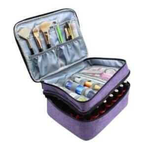best nail polish organizer case