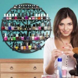 nail polish organizer box